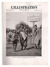 L'ILLUSTRATION 4379 1927 FONT-ROMEU SUPERBAGNERES / CANADA