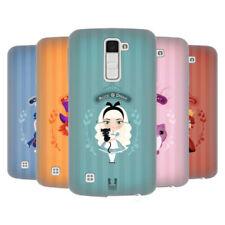 Fundas y carcasas Head Case Designs Para LG K10 para teléfonos móviles y PDAs Head Case Designs
