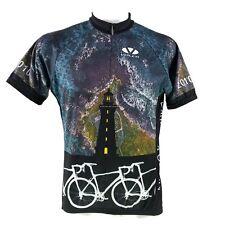 Voler Lighthouse Century San Luis Obispo Bicycle Club 2010 Large Cycling Jersey