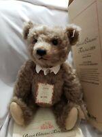 Steiff British Collector 2004 Teddy Bear Growler STORE STOCK 661372 UK. IRELAND