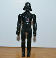 "Vintage STAR WARS DARTH VADER Action Figure 1977 Kenner ANH 3.75"" First 12"