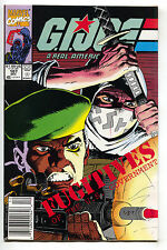 G.I. GI Joe A Real American Hero 107 Marvel 1990 VF Storm Shadow Snake-Eyes