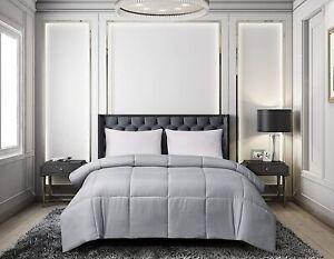 Blue Ridge Home Fashions Microfiber Down Alternative All Season Comforter-Hypoal