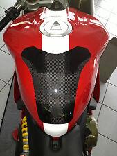 Carbon Revêtement de réservoir Ducati Panigale 899 1199 1299