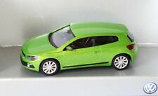 VW SCIROCCO III 3 2009 GT TSI TDI VIPER GREEN 1:87 WIKING (OEM DEALER MODEL)