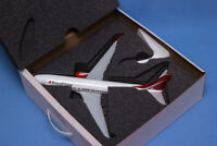 Handmade Aircraft Airplane Model  BOEING 737-800 (SCALE 1:100, ROYAL FLIGHT)