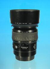 Minolta AF ZOOM Xi 80-200mm/4.5-5.6 für Sony Minolta A Objektiv lens - (75612)