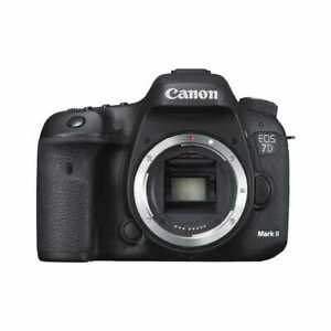 New Canon EOS 7D Mark II Body Only (Canon Repack Stock)