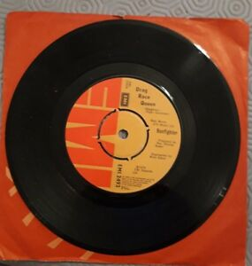 Sunfighter Drag Queen Race 45 rpm Vinyl Single1975