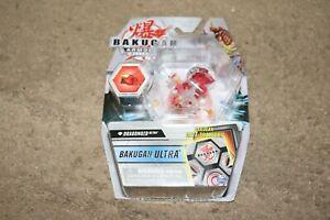 Bakugan Diamond Dragonoid Ultra NEW Not Perfect Box READ Armored Alliance