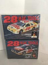 2 kits Monogram Model Kit 1/24 Scale 28 Mac Tools Limited Edition Thunderbird,
