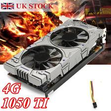 GTX 1050TI  4GB DDR5 128Bit HDMI Graphics Card Game Video Card  UK