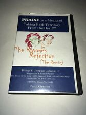 The Ravages Rejection Bishop F Josephus Johnson House of the Lord CD Audiobook
