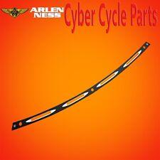 Arlen Ness Windshield Trim Deep Cut Black 1996-2013 HD FLHT/FLHX 03-690