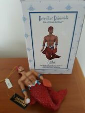 December Diamonds Merman Catcher! New in the Box! Rare!