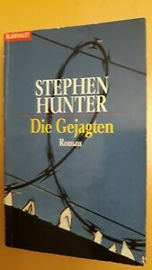 Die Gejagten, Stephen Hunter, Thriller (Taschenbuch)