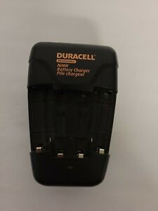 Duracell NiMH Battery Charger AA & AAA Direct Wall Plug In, Tested Works 100%