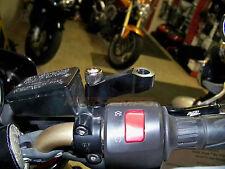 M10 40mm Espejo Extensor izquierda o derecha ve más allá de los codos Moto Bicicleta