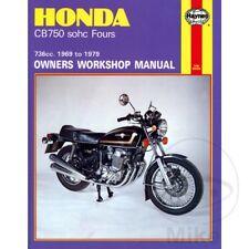Honda CB 750 F Supersport 1977-1978 Haynes Service Repair Manual 0131