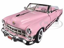 1949 ELVIS PRESLEY PINK CADILLAC COUPE DEVILLE 1/18 BY MOTORCITY CLASSICS 48887