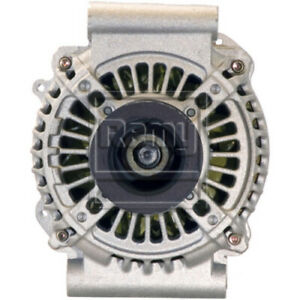 Remanufactured Alternator  Remy  12636