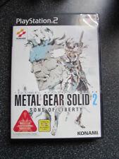 NTSC-J (Japan) Metal Gear Solid Video Games for sale | eBay