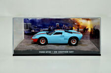 James Bond Modellauto-Collection Ford GT40