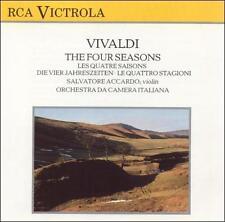 Vivaldi: The Four Seasons 2006 by Salvatore Accardo