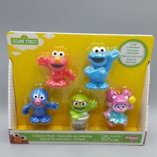 Sesame Street 5 Figures Collector Pack Hasbro