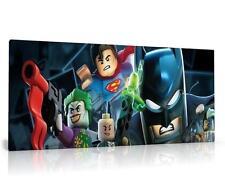 Wooden Batman Wall Hangings for Children