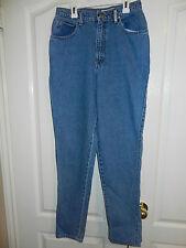"Sasson Jeans Vintage 1980s High Waist Jeans Misses Size 10 Waist 29'' Length 31"""