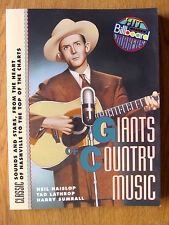 Giants of Country Music  (Paperback, 1995, by Neil Haislop)