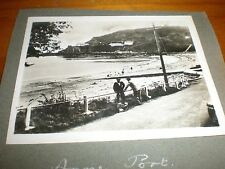 Old photograph Anne Port Jersey c1930s