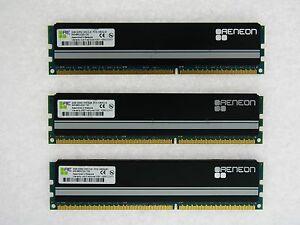 AXH860UD20-13G 6GB 3X2GB DDR3-1333 PC3-10600 CL8-8-8 240PIN DIMM