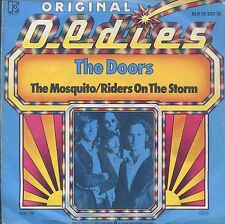 7inch THE DOORS mosquito / riders on the storm GERMANY  OLDIES COVER EX+