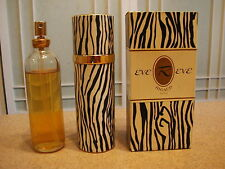 RARE VINTAGE Eve R Eve Rigaud Eau De Toilette Perfume 3 oz Spray NIB Paris Zebra