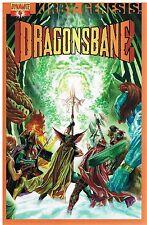 Kirby: Genesis dragonsbane nº 4/2013 Alex Ross
