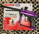 NEW Kingman Spyder Xtra Semi-Auto Paintball Gun - Gloss Purple