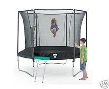 TP Genius Round Trampoline 8ft