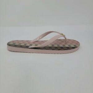 Michael Kors Womens Size 11M Sandals Flats Slip On Flip Flops Multicolor