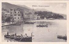 LA SPEZIA - Fezzano e Pescatori 1920