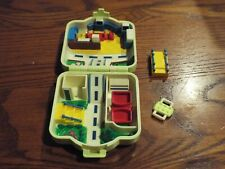 Tomy Pokemon Mini Arena Adventure Playset Compact, Polly Pocket Style Play Set