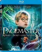 The Pagemaster (Blu-ray Disc, 2013, Canadian)