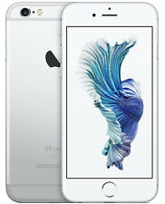 Apple iPhone 6S 16GB Silver Bianco Argento ITALIA NUOVO Originale Smartphone
