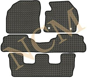 TOYOTA PRIUS PLUS 2012 >>ON TAILORD RUBBER CAR MATS in 3mm & 5mm Thickness