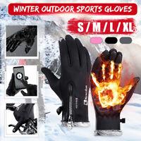Winter Skiing Gloves Touch Screen Soprt Snowboarding Waterproof Thermal Warm