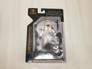 Star Wars Black Series CLONE COMMANDER CODY Archive Wave 50th Lucasfilm IN HAND!