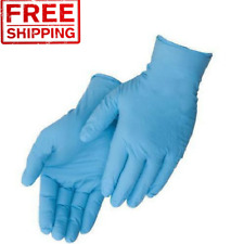 Latex Powder-Free Surgical Gloves Size Small Box Of 100 Industrial Disposable US