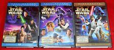 Star Wars Original DVD Set Widescreen Full Screen - Original IV V & VI - NEW