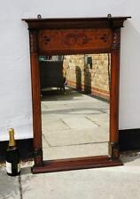 Walnut Victorian Antique Mirrors